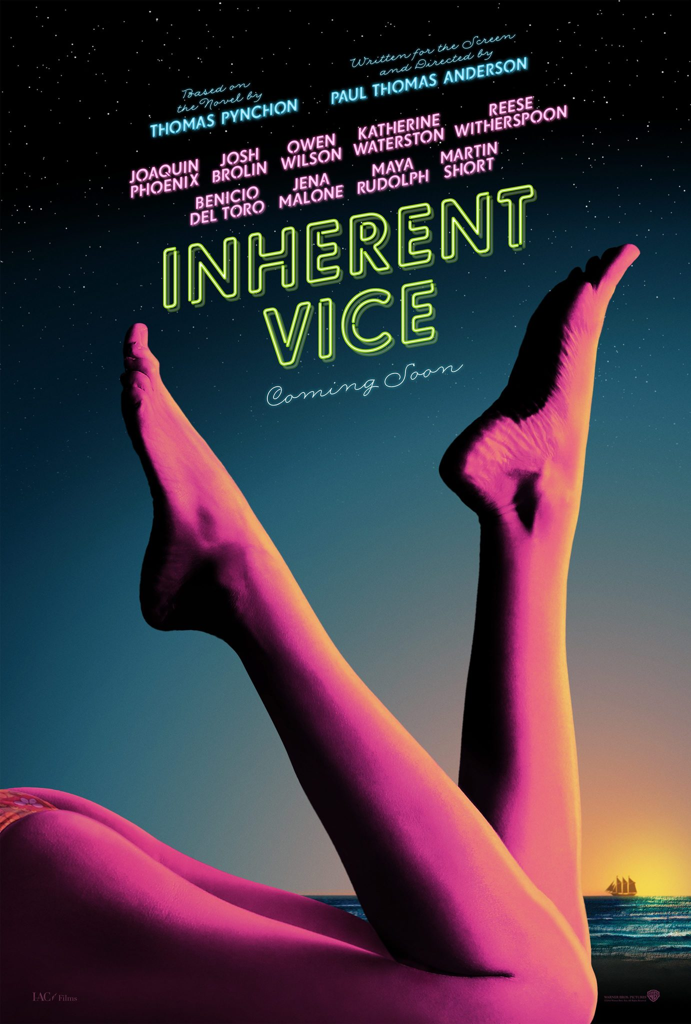 Inherent Vice full movie streaming