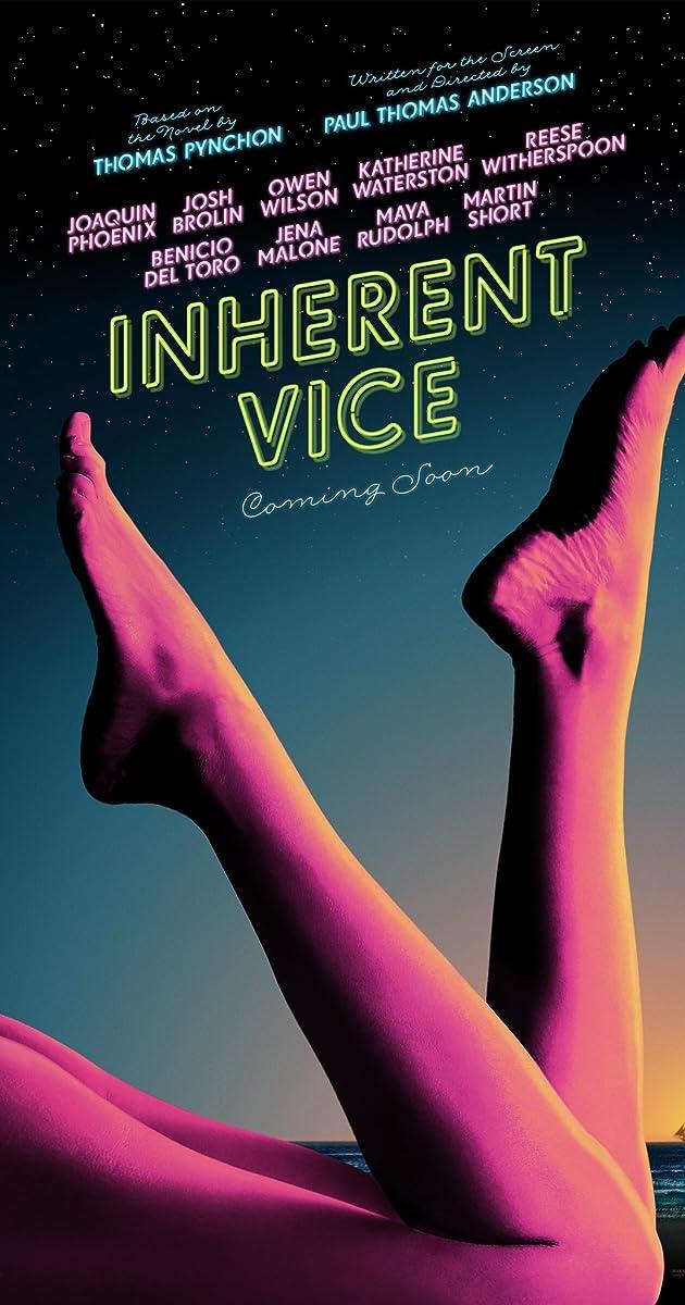 Žmogiška silpnybė / Inherent Vice (2014) Online