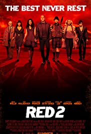 RED 2 (2013) Poster - Movie Forum, Cast, Reviews