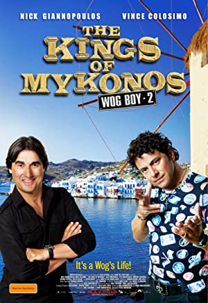 The Kings of Mykonos poster