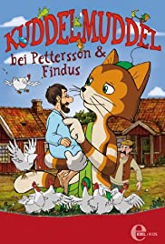 Pettson & Findus - Glömligheter Poster