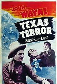 Texas Terror Poster