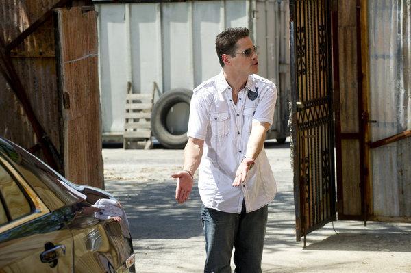 Seth Peterson in Burn Notice (2007)