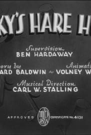 Porky's Hare Hunt(1938) Poster - Movie Forum, Cast, Reviews