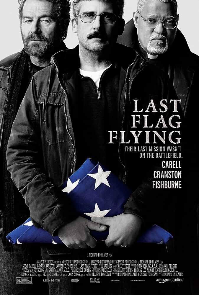 Download Last Flag Flying 2017 1080p BluRay H264 AAC-RARBG Torrent