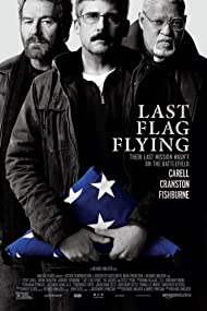 Laurence Fishburne, Steve Carell, and Bryan Cranston in Last Flag Flying (2017)