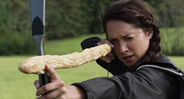 Maiara Walsh in The Starving Games (2013)