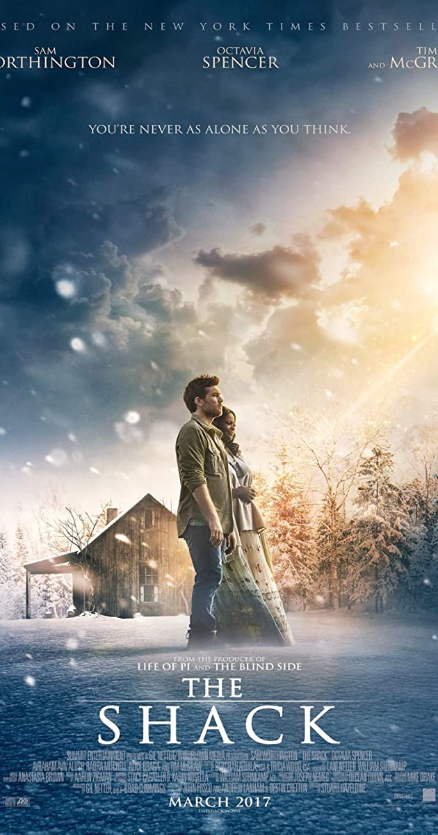 Pašiūrė / The Shack (2017) Online