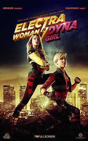 Mulher Elétrica e a Garota Dínamo Legendado HD