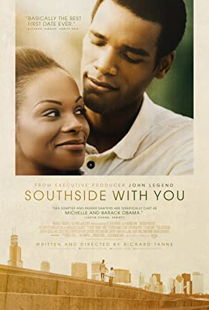 Ver Online Michelle y Obama (Southside with You) (2016) Gratis ()