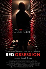 Red Obsession (2013) Poster - Movie Forum, Cast, Reviews