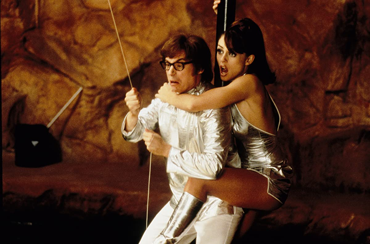 . Austin Powers  International Man of Mystery  1997    Quotes   IMDb