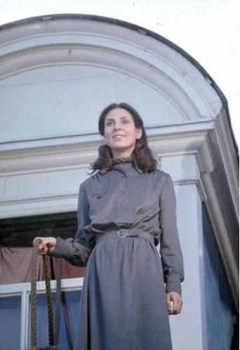 Holly Palance in The Omen (1976)