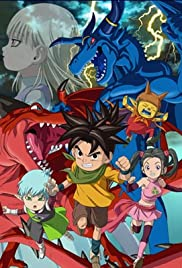 Blue dragon: Tenkai no shichiryû Poster