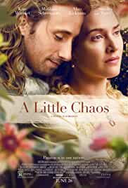 A Little Chaos film poster