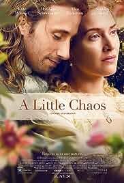 A Little Chaos Affiche du film