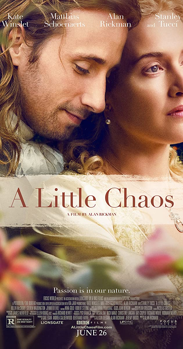 Nedidelis chaosas / A Little Chaos (2014) Online