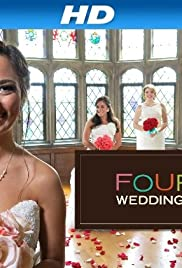 Four Weddings Poster - TV Show Forum, Cast, Reviews