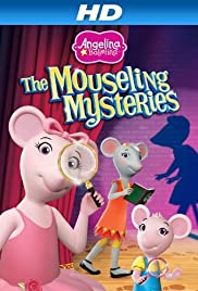 Angelina Ballerina: Mouseling Mysteries Poster
