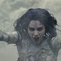 Sofia Boutella in The Mummy (2017)