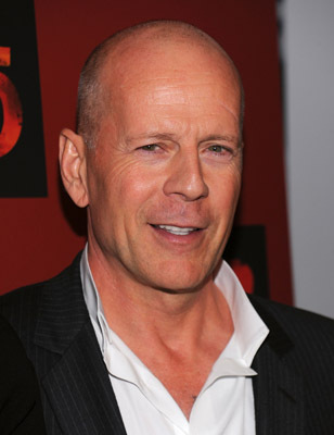 Bruce Willis at RED (2010)