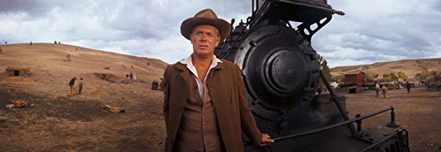 Richard Widmark in How the West Was Won (1962)
