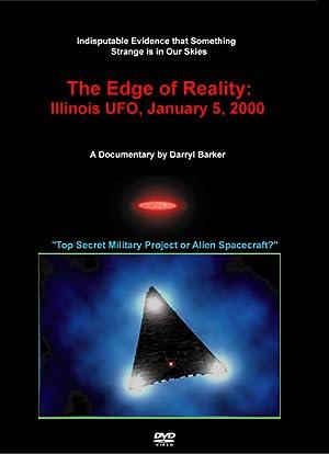 Edge of Reality: Illinois UFO, January 5, 2000