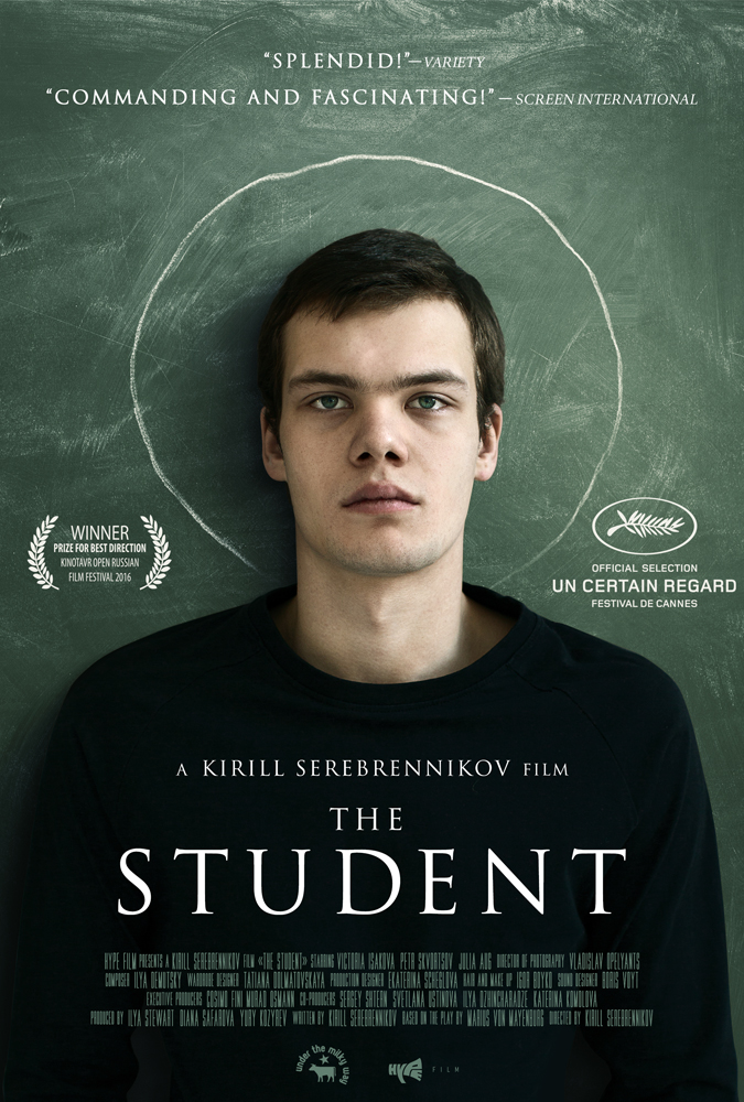 The Student ((M)uchenik) film poster