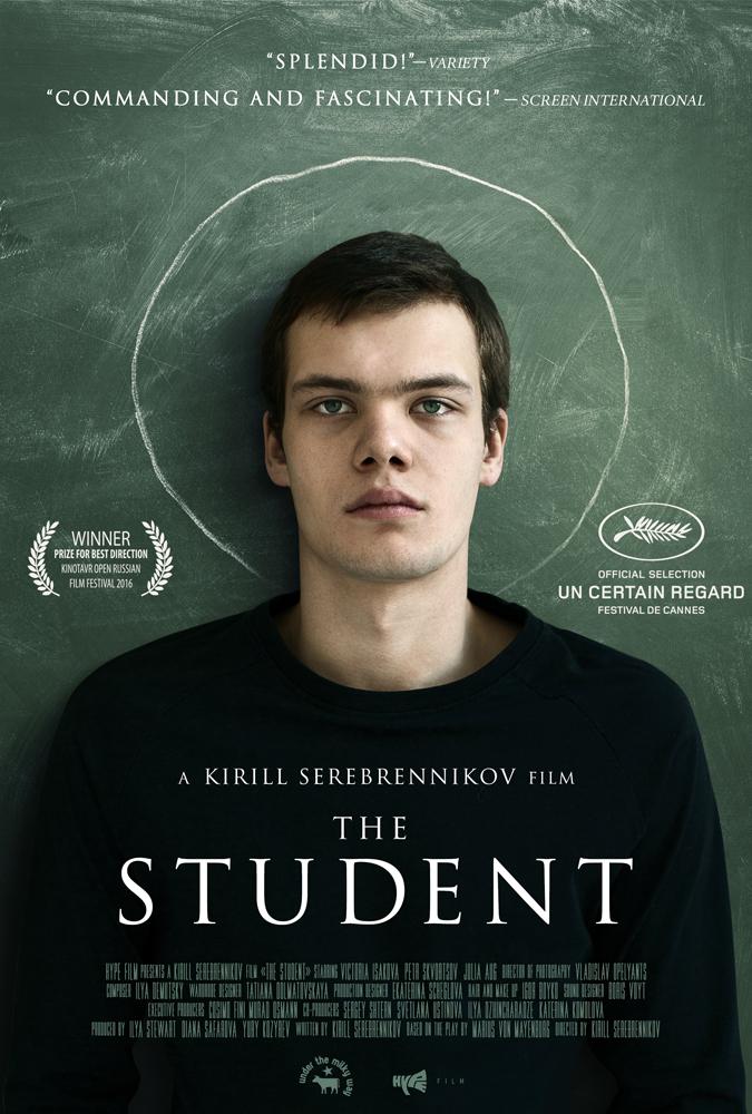 The Student ((M)uchenik) Filmplakat