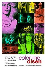 Color Me Olsen Poster