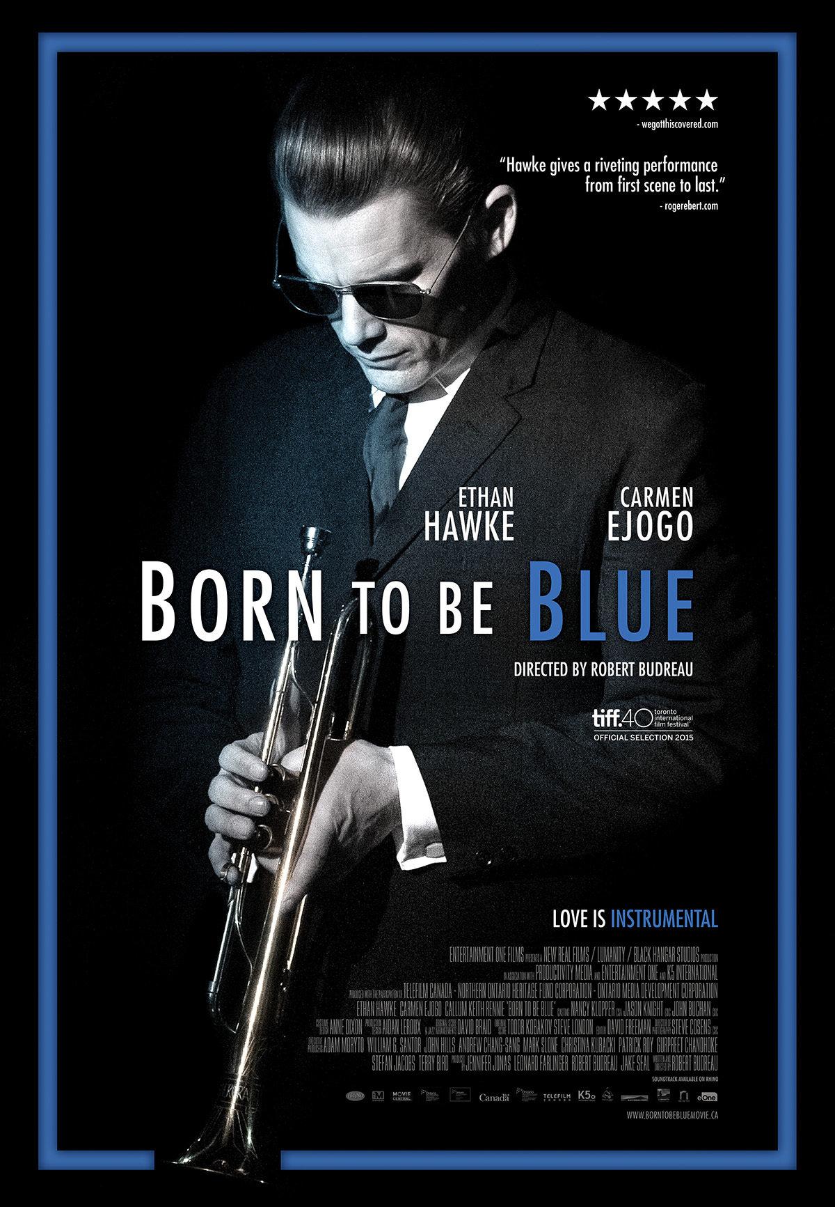 Born to Be Blue(2015) - A l'affiche