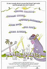 Movers & Shakers (1985) Poster - Movie Forum, Cast, Reviews