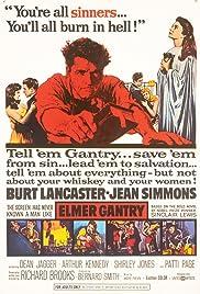 Elmer Gantry(1960) Poster - Movie Forum, Cast, Reviews
