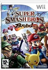 Super Smash Bros. Brawl Poster