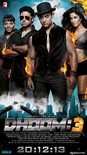 Dhoom: 3 (2013) Download on Vidmate