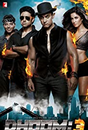 Dhoom 3 (2013) Poster - Movie Forum, Cast, Reviews