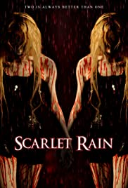 Scarlet Rain Poster