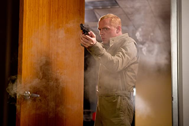 Simon Pegg in Mission: Impossible - Ghost Protocol (2011)