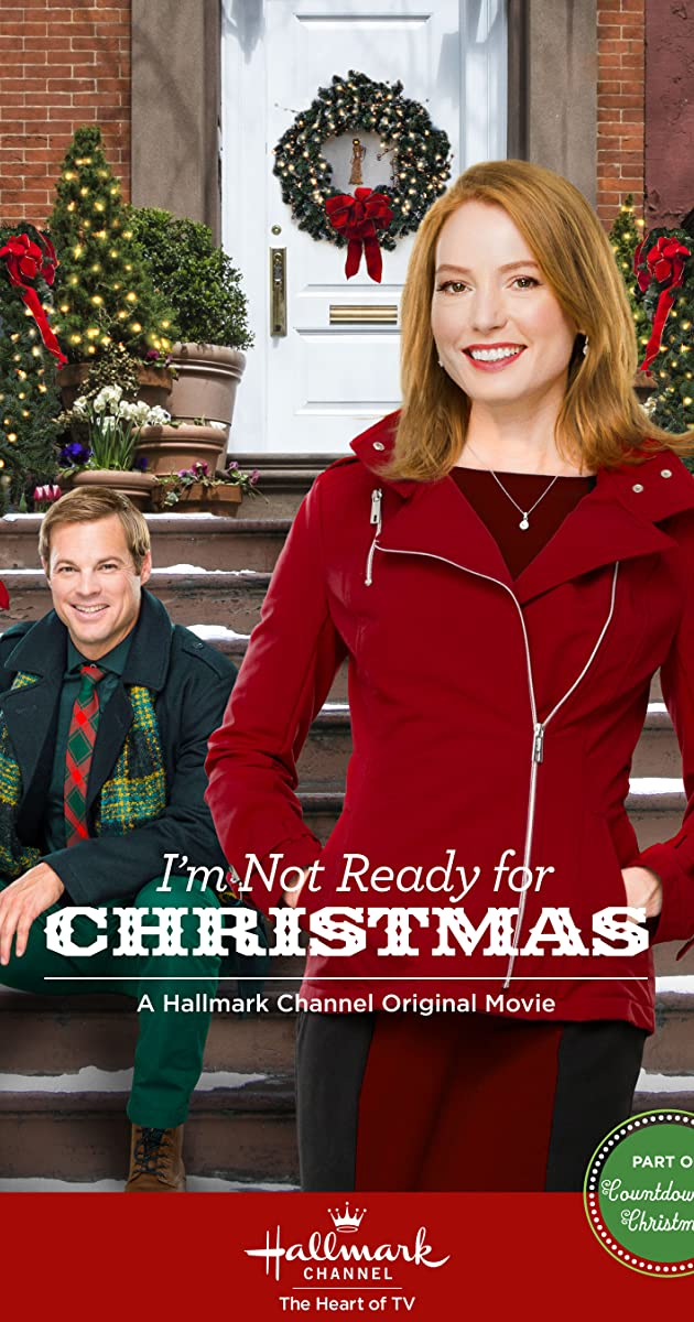 I'm Not Ready for Christmas (TV Movie 2015) - IMDb