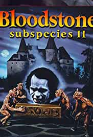 Bloodstone Subspecies II 1993 BluRay 480p 290MB Dual Audio ( Hindi – English ) MKV