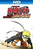 Gekijô-ban Naruto shippûden (2007) Poster