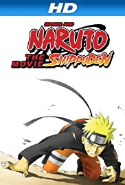 Naruto Shippûden: The Movie Poster