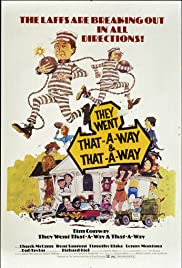 They Went That-A-Way & That-A-Way Poster