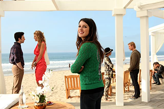 Josh Zuckerman, Shenae Grimes-Beech, AnnaLynne McCord, Trevor Donovan, and Jessica Stroup in 90210 (2008)