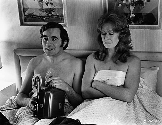 Terry Jones and Carol Cleveland in And Now for Something Completely Different (1971)