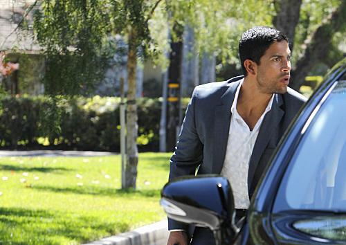 Adam Rodriguez in CSI: Miami (2002)