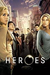Heroes - Genesis poster