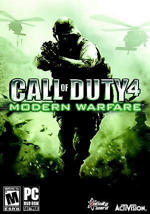 Poster Call of Duty 4: Modern Warfare