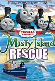 Thomas & Friends: Misty Island Rescue (2010) Poster - Movie Forum, Cast, Reviews