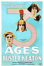 Three Ages (1923) Poster - Movie Forum, Cast, Reviews